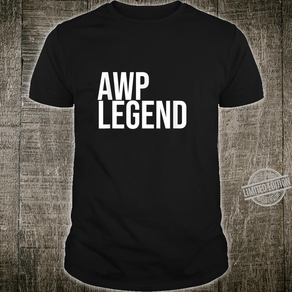AWP Legend Gaming Shirt