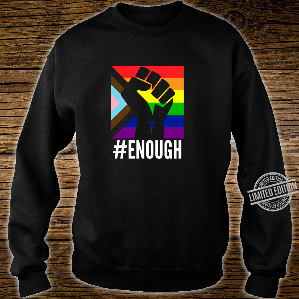 Anti Racist Fuck Racism Equal Rights Equality Protest LGBT Shirt sweater