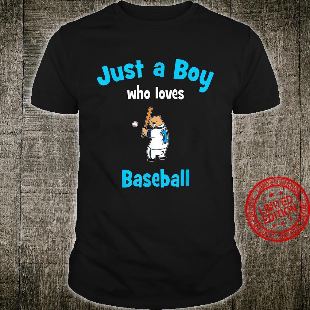 Boys Baseball Shirt Baseball Shirt