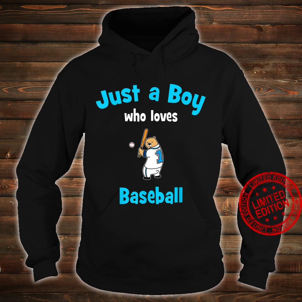 Boys Baseball Shirt Baseball Shirt hoodie