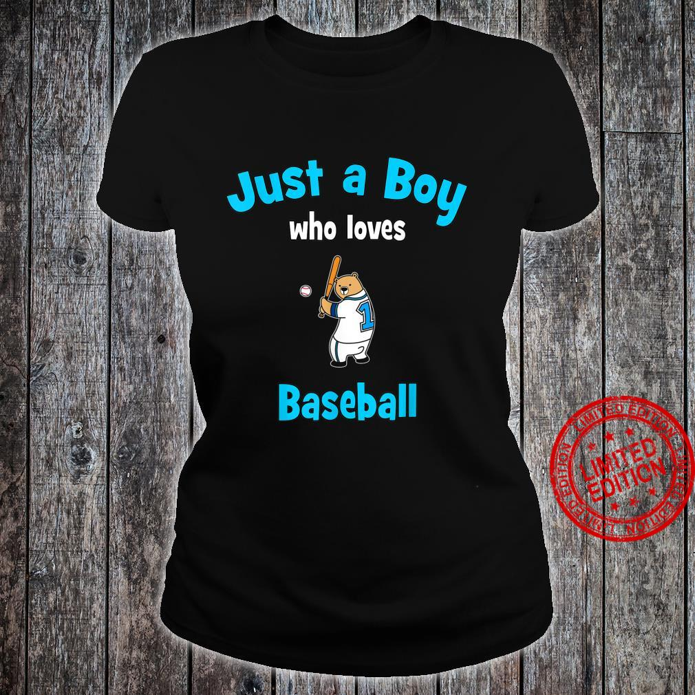 Boys Baseball Shirt Baseball Shirt ladies tee