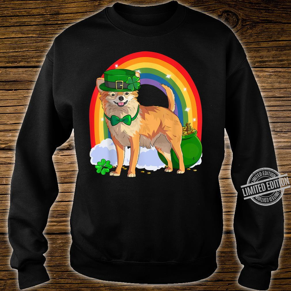 Chihuahua Lucky Leprechaun Dog St. Patrick's Day Shirt sweater