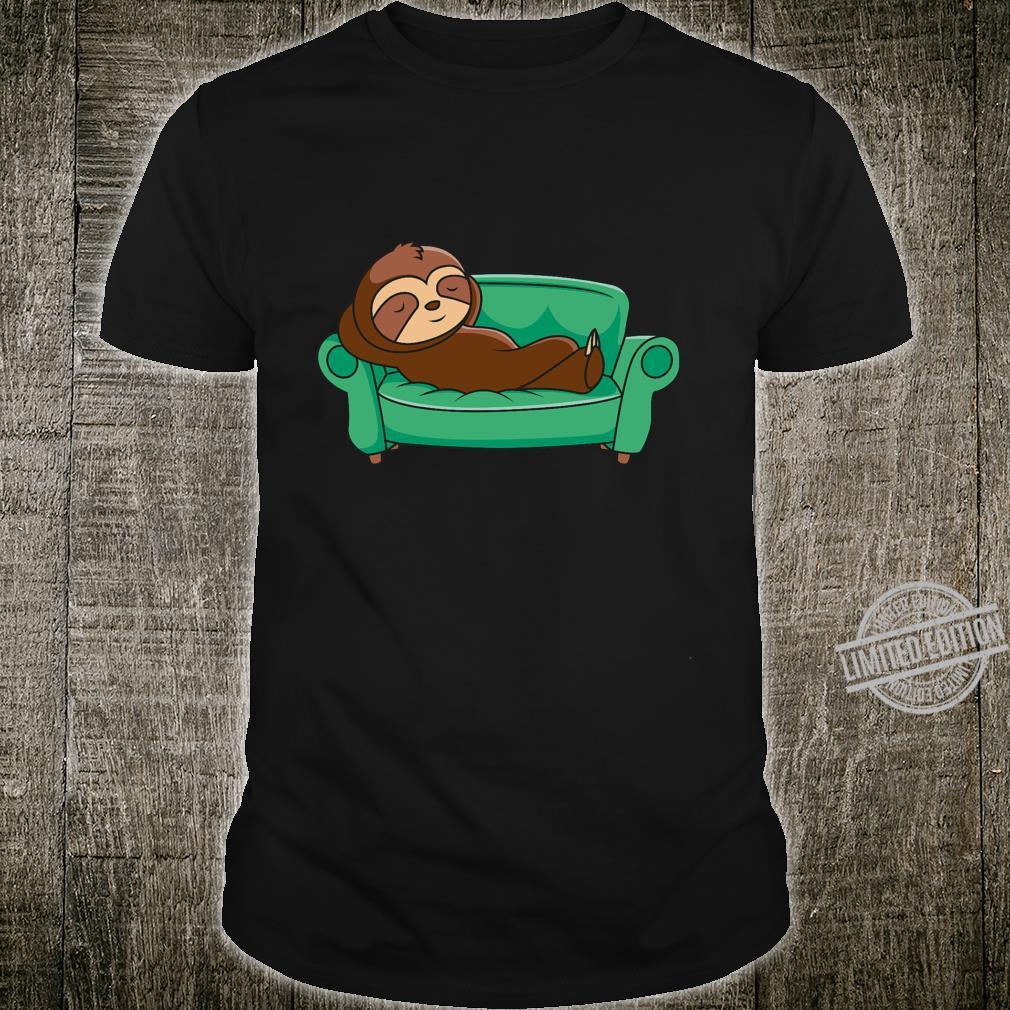 Evil Sloth Langarmshirt Shirt