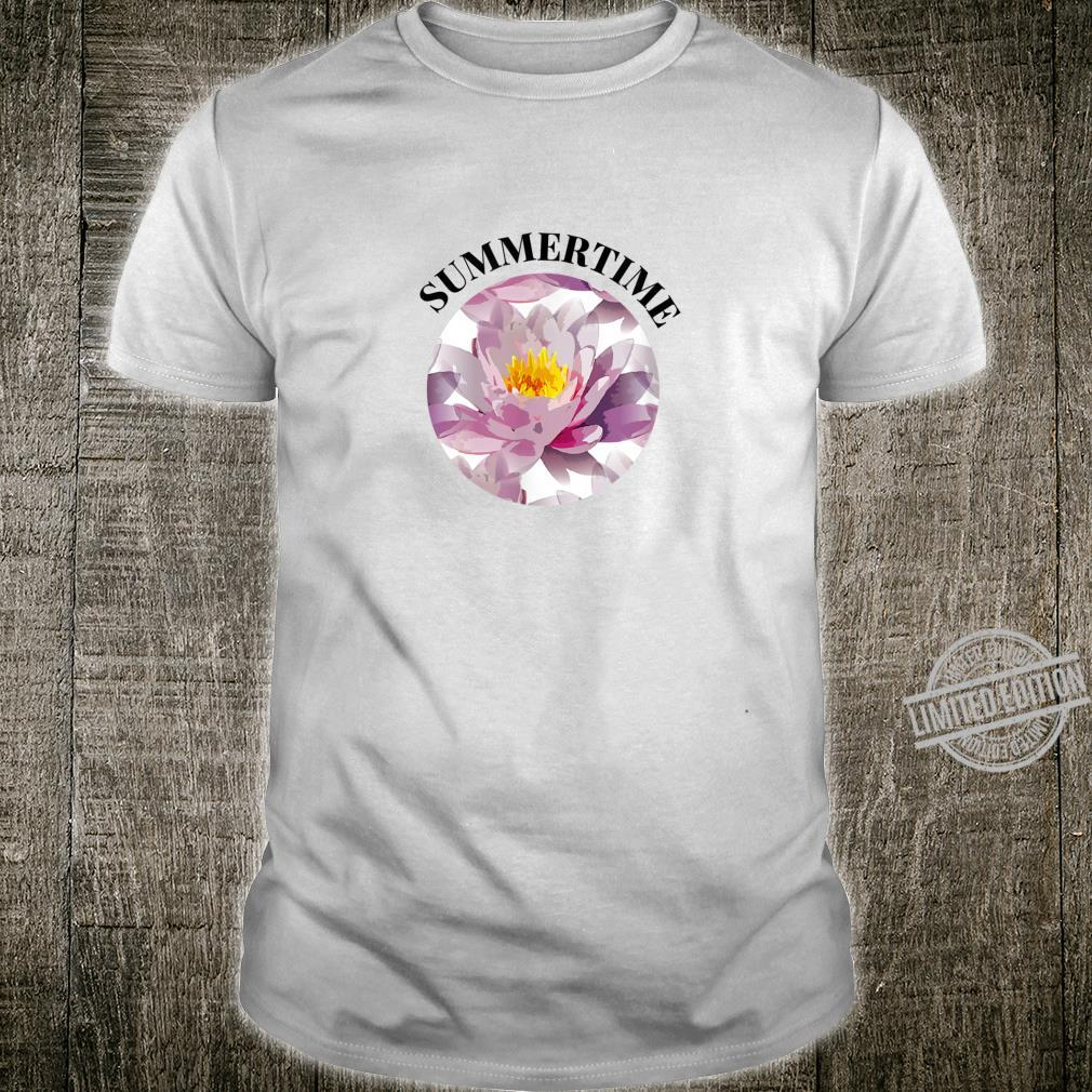 Flower Summer Shirt