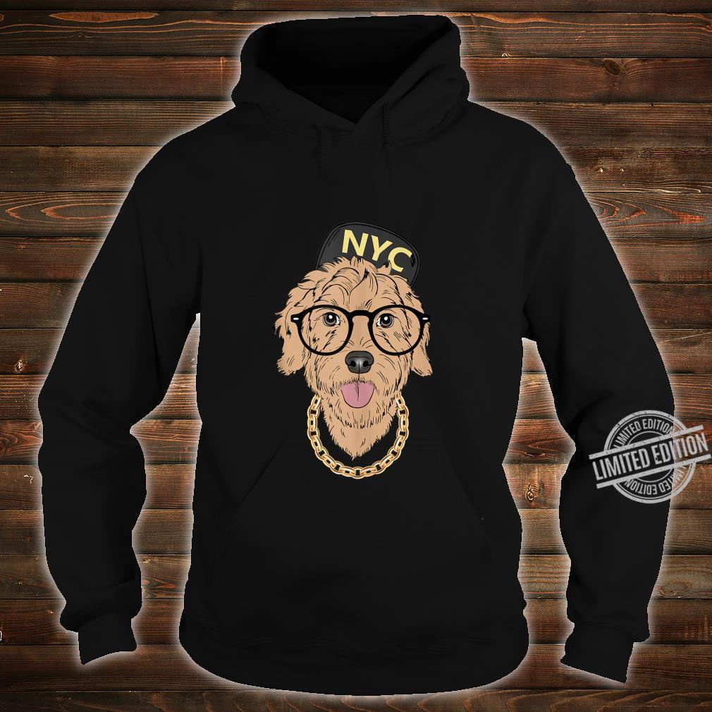 Labradoodle Trendy Cool Labrador Poodle Dog Owner Top Shirt hoodie