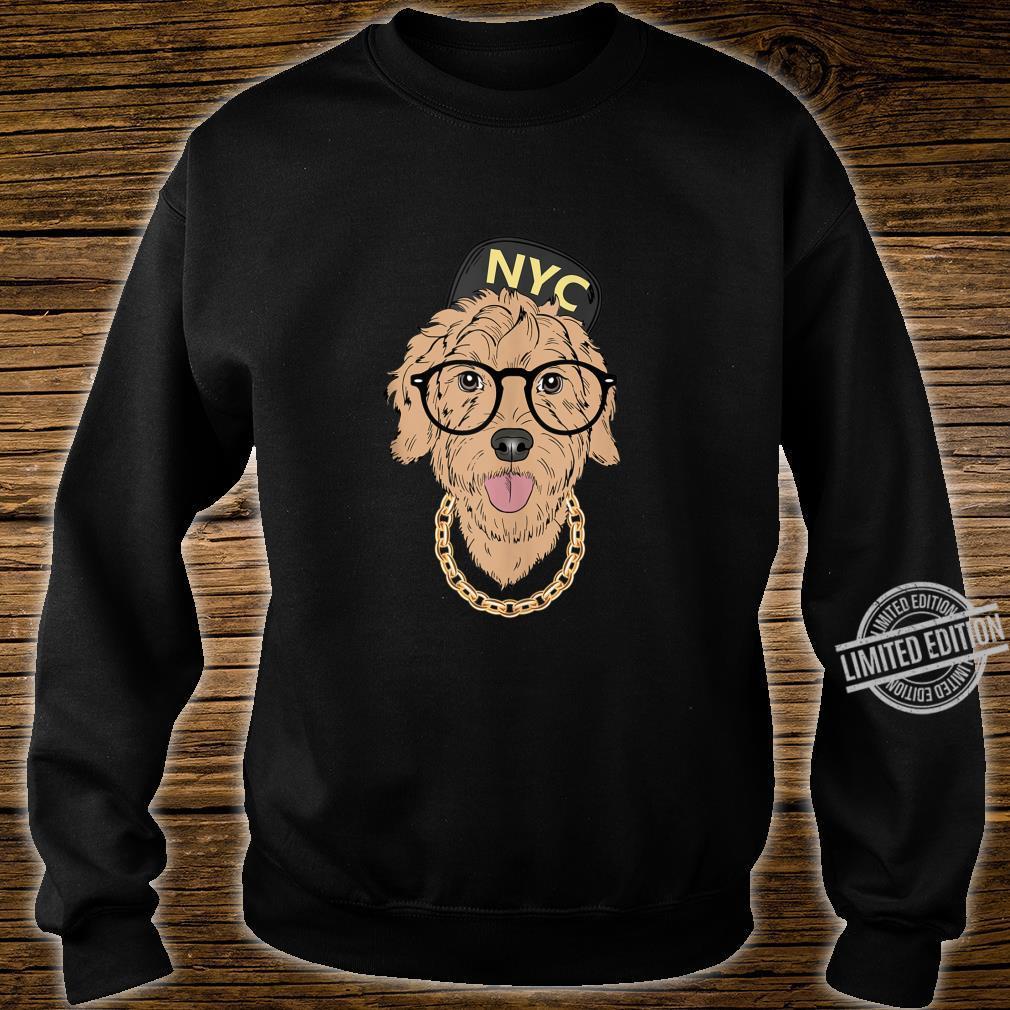 Labradoodle Trendy Cool Labrador Poodle Dog Owner Top Shirt sweater