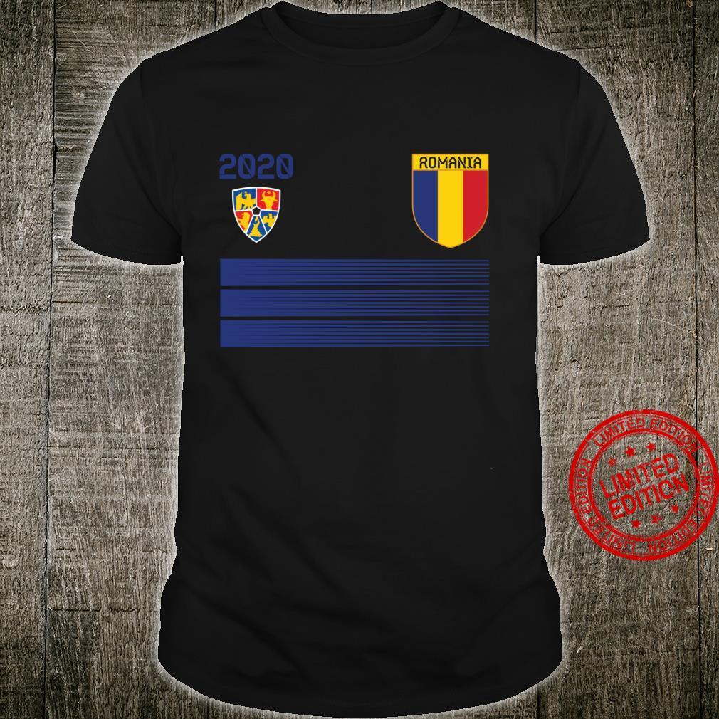 Romania Football Jersey 2020 Romania Soccer Shirt