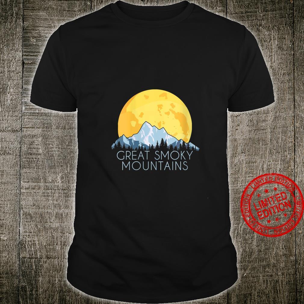 Womens Great Smoky Mountains National Park Souvenir Shirt
