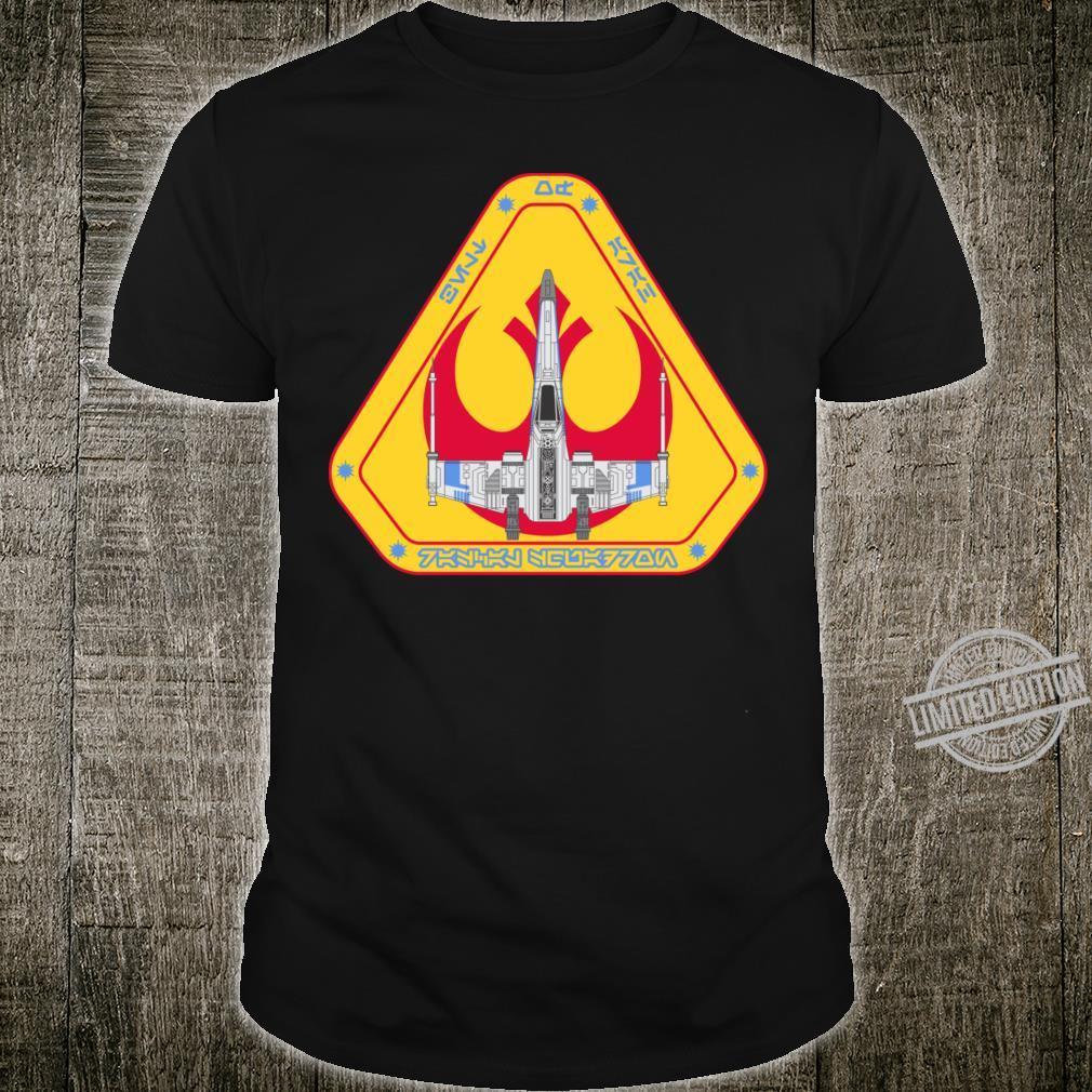 X Wing Squadron Shirt